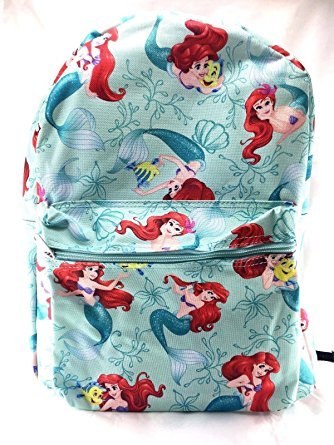 Disney Princess Little Mermaid Allover Print