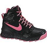Boy's Nike Stasis ACG (GS) Boot Black/Pink Size 7 M US