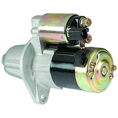 New Starter For 2002-2007 Nissan Altima 2.5L & 2002-2006 Sentra SE-R 2.5L 23300-8J011 23300-8J010 M001T87181 M000T87085: Automotive