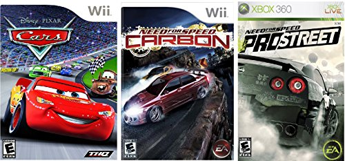xbox360 need for speed carbon - 1