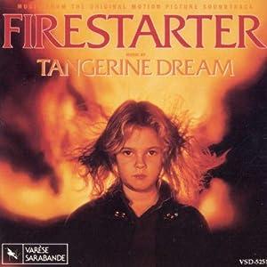 Tangerine Dream Firestarter Music From The Original