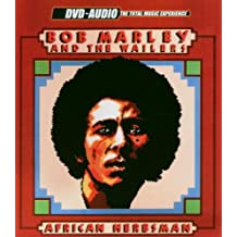BOB MARLEY & THE WAI - AFRICAN HERBSMAN (DVD Audio)