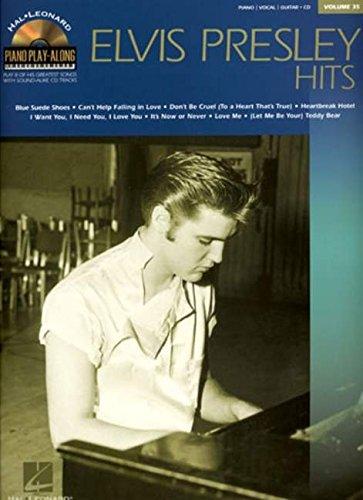 Elvis Presley Hits: Piano Play-Along Volume 35 (Hal Leonard Piano Play-along) ebook