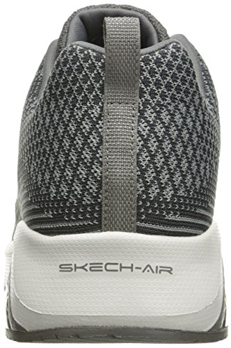 Men's Trainers Skech Grigio Fitness Air Extreme Grey Skechers Char 1xawTBt1