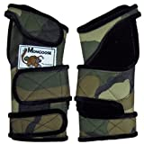 Mongoose Equalizer Camouflauge Wrist Support- Left Hand (Small)
