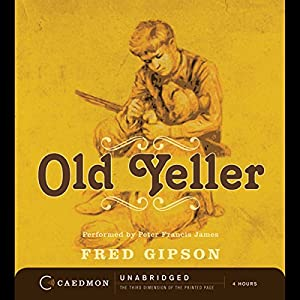 Old Yeller Audiobook
