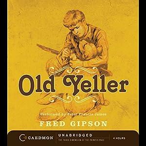 Old Yeller Audiobook