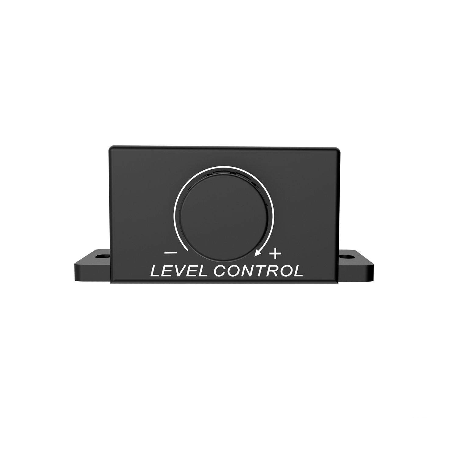 Motorcycle Home Theater Upgrade Version Universal Car Amplifier Audio RCA Amplifier Gain Level Bass Amplifier Volume Control Knob Sub Amp Volume Control Cable for Car Speakers