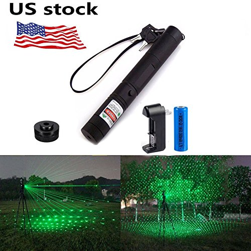Laser Christmas Green Lights Projector