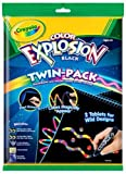 : Crayola Color Explosion Twin Pack Black