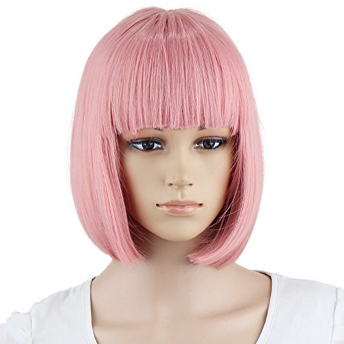 Tiny Lana Short Bob Hair Wigs 12