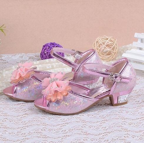 Ohmais Kinder Mädchen flach Freizeit Sandalen Sandaletten Kleinkinder Mädchen Halbschuhe Sandalette Ballerinas Lila