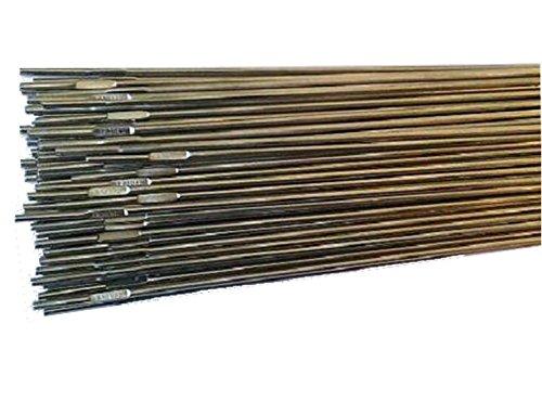 "WeldingCity 5-Lb ER347 Stainless Steel TIG Welding Rods 1/8"""