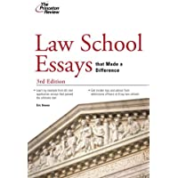 Law School Essays that Made a Difference, 3rd Edition