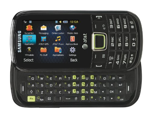 Samsung Evergreen A667 Unlocked Keyboard