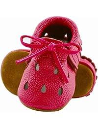 Infant Girls Boys Shoes Soft Sole Leather Baby Moccasins Sandals Summer Fringe Toddler Shoes Prewalkers