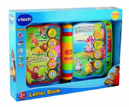amazoncom vtech letter book toys games