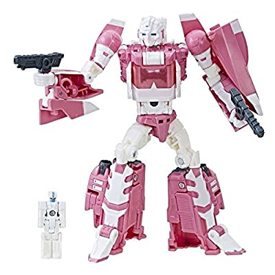 Transformers Titans Return Arcee Action Figure Set