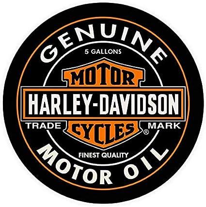 Retrolo Sticker Für Harley Davidson Vintage Auto