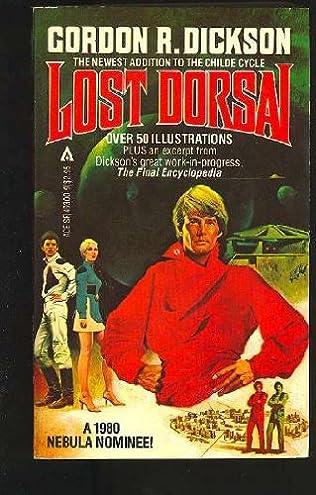 book cover of Lost Dorsai