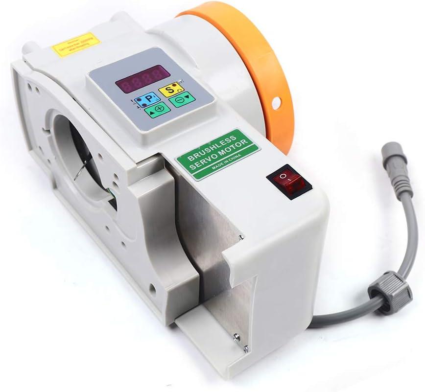 ROMYIX - Posición de aguja del conductor 220 V de servomotor de máquina de coser integrada 550 W para Eagle