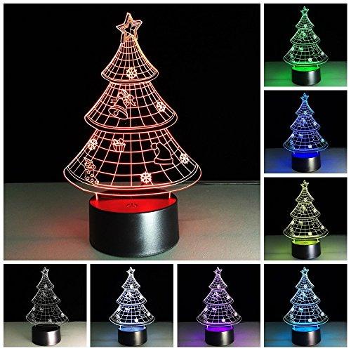Christmas Tree Led Night Light