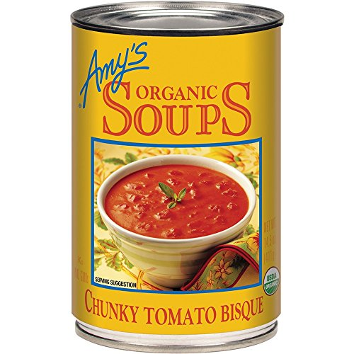 Amys Organic Chunky Tomato Bisque product image