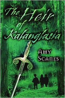 Book The Heir of Kalanglasia