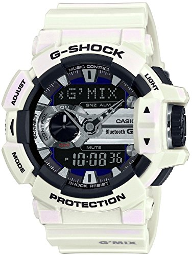 Casio Digital Analog Quartz GBA400 7C