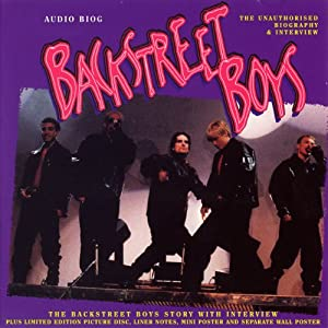Backstreet Boys: A Rockview All Talk Audiobiography Speech