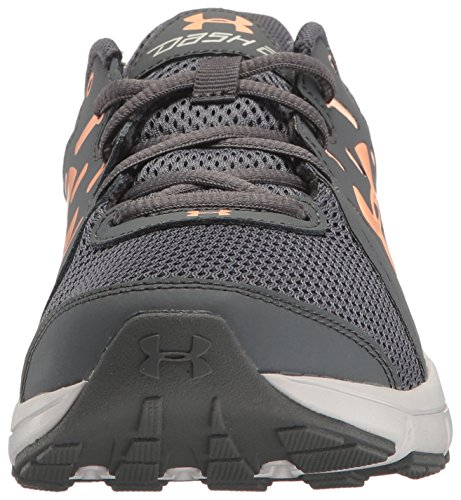 Glacier Laufschuhe Rn Peach Damen Armour Gray 2 UA Under W Rhino Dash Playful Gray 4qBv0x4wa
