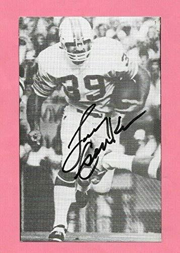 Larry Csonka Autographed Signed 325 X 55 NFL Hof Art Print Postcard Memorabilia JSA from Sports Collectibles Online