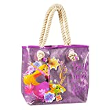 Rapunzel Swim Bag - Tangled: The Series Plastic with snap close