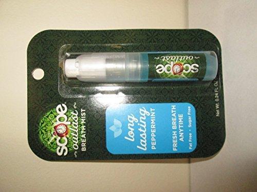 Scope Cip Mint Breath Mis Size ()
