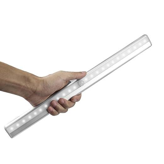 505 opinioni per OxyLED® T-02S Luce Notturna LED per Armadio / Lampada per Scala con Striscia