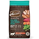 Merrick 12 LB Dry Dog Food, Duck & Sweet Potato Formula, Grain Free...