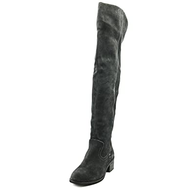 30a75fcc270 Amazon.com  Dolce Vita Women s Kitt Over The Knee Boot  Shoes