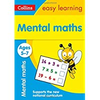 Mental Maths Ages 5-7: New Edition (Collins Easy Learning KS1)