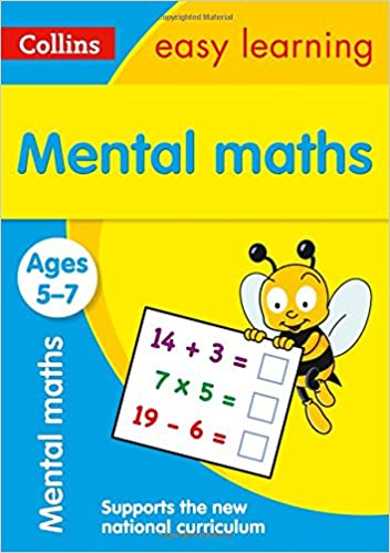 Mental Maths Ages 5-7: New Edition (Collins Easy Learning KS1 ...