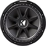 Kicker 43C124 12 300W 4-Ohm COMP Series Car Audio Sub Subwoofer C12