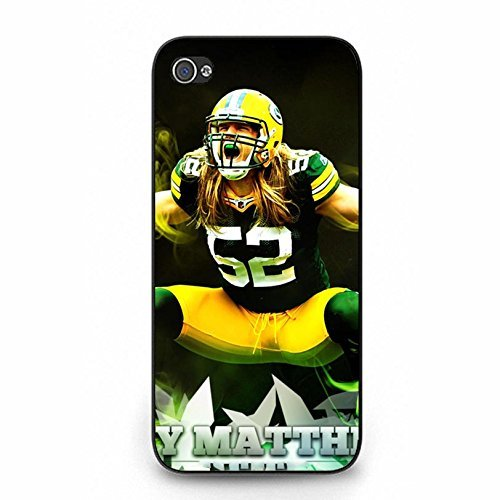 Fall Shell Cool keine. 53Fußball NFL Green Bay Packers Handy Schutzhülle für iPhone 55S American Football Original