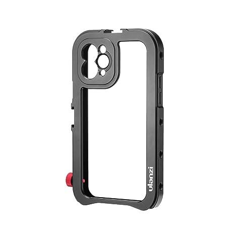Jaula de Video de Aluminio ULANZI para iPhone 11 Pro MAX, Carcasa ...