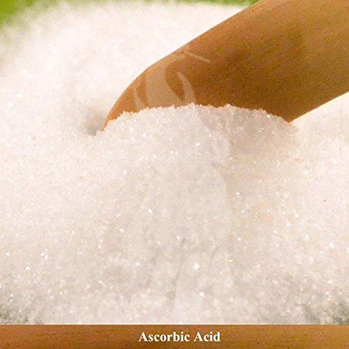 Ascorbic Acid (Vitamin C) Powder, 1 Kilogram (2.2 lbs)