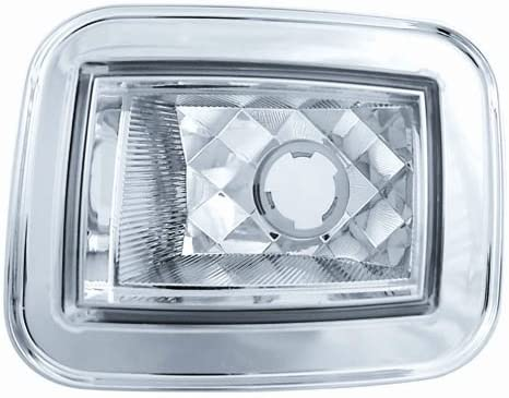 IPCW CWC-348C Crystal Clear Diamond-Cut Front Park Signal Lamp - Pair 51OZHNcf0dL