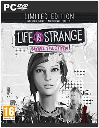 Life is Strange Before The Storm Limited Edition : PC DVD ROM , ML: Amazon.es: Videojuegos