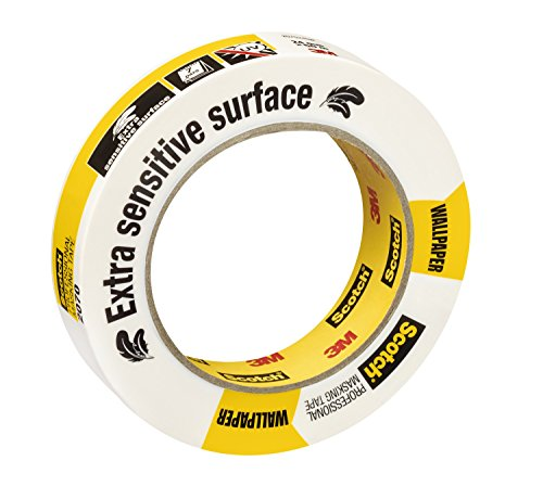 Price comparison product image Safe-Release™ Painters' Masking Tape 2070 For Very Delicate Surfaces (1 in x 60 yd)