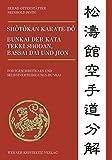 Shotokan Karate-do, Bunkai der Kata Tekki Shodan, Bassai Dai und Jion