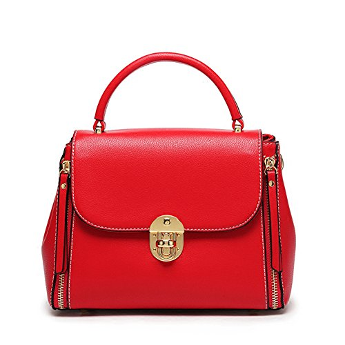 Summer Red 2018 Bag Messenger Red Bag New Bag Shoulder Spring And Shopping Travel wIq6q5