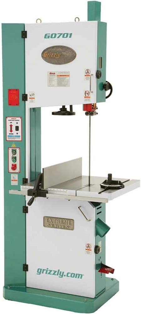 Grizzly Industrial G0701-19 5 HP Ultimate Bandsaw