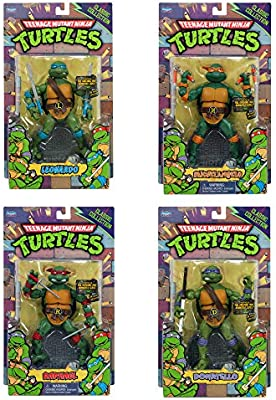 Amazon.com: Teenage Mutant Ninja Turtles TMNT Classic ...